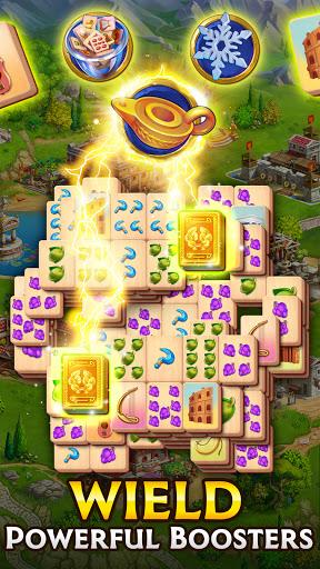 Emperor of Mahjong: Match tiles & restore a city 1.7.700 screenshots 2