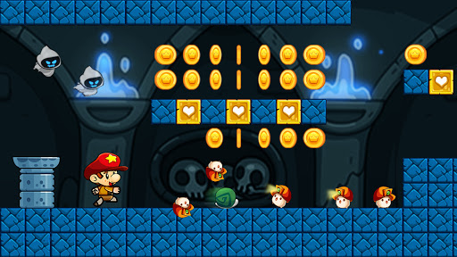 Super Bob's World: Jungle Adventure- Free Run Game 1.233 screenshots 9