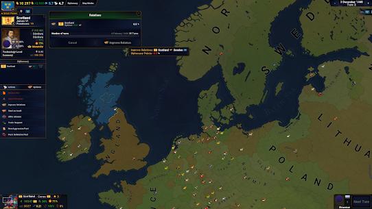 Age of History II Europe 1.048_WW1 Apk Mod (Unlocked) 3