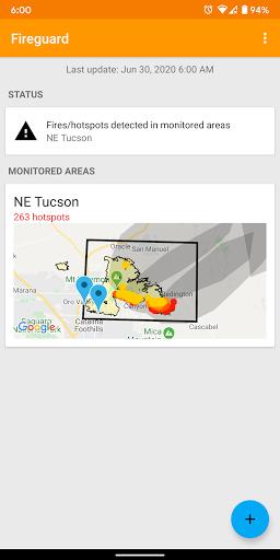 Wildfire Map, Tracker, Info + Alerts screenshot 2