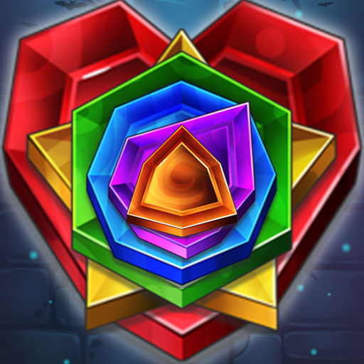 Jewel Mine Quest: Match-3 puzzle