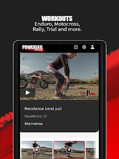 POWERING: Dirt bike training