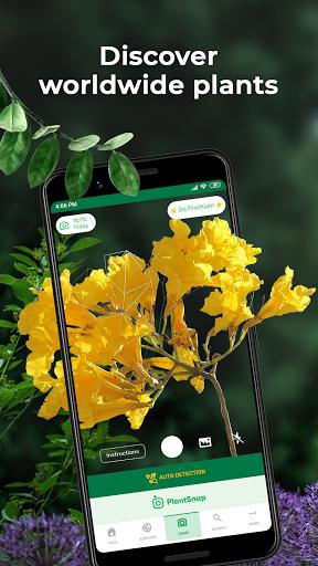 PlantSnap - FREE plant identifier app apktram screenshots 1