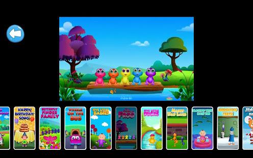 Kids Top Nursery Rhymes Videos - Offline Learning FiveLittle_v7.1 Screenshots 16
