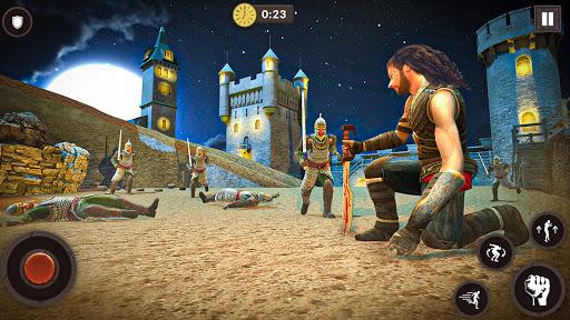 Prince Assassin of Persia 3D : Creed Ninja Hunter 1.9 screenshots 17