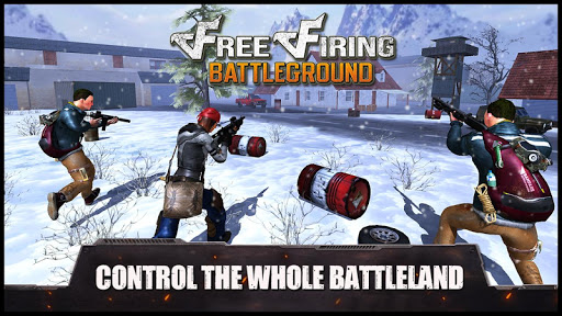 Fire Battleground: Free Squad Survival Games 2021 modavailable screenshots 1