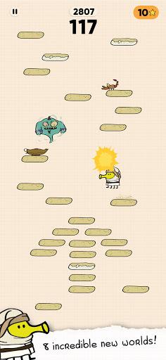 Doodle Jump 2 apkpoly screenshots 2