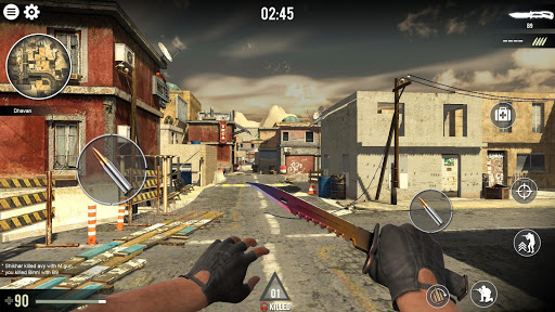 Military Commando Secret Mission : Shooting Games  screenshots 2
