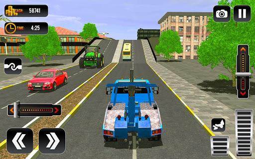City Tow Truck Car Driving Transporter 3D 1.0.5 screenshots 5