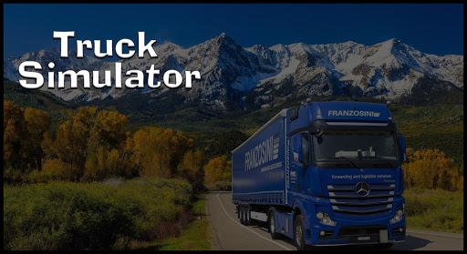 Truck Simulator 2021  screenshots 3