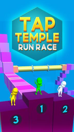 Tap Temple Run Race - Join Clash Epic Race 3d Game screenshots 1