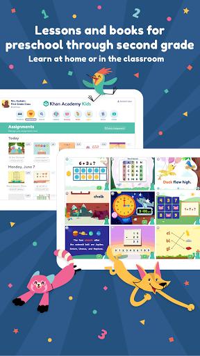 Khan Academy Kids: Free educational games & books 4.0 screenshots 1
