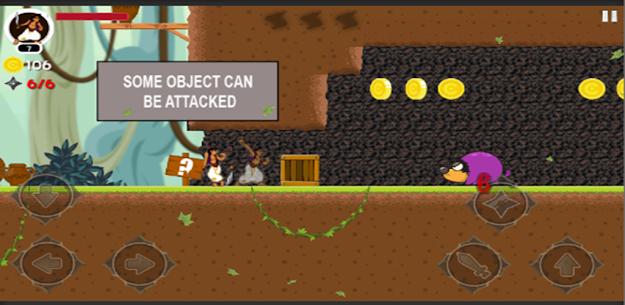 Aladdin jungle Adventures MOD APK (DUMB ENEMY) Download 4