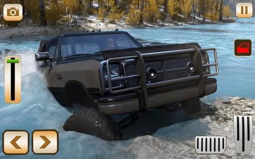 Real Offroad Driving Mountain Climb 2021  screenshots 1