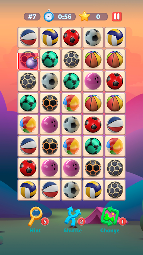 Pair Tiles is a matching puzzle game!  screenshots 5