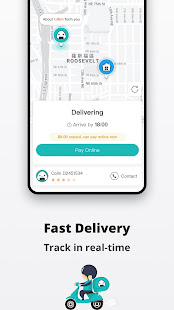 Fantuan Delivery-Rice Ball Delivery