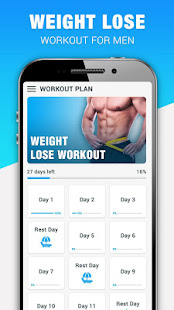 Weight Loss Workout for Men - Men Workout at Home