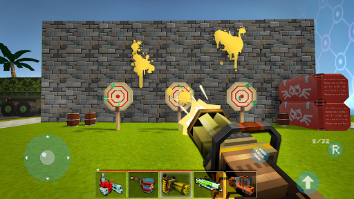 Mad GunZ - pixel shooter & Battle royale 2.2.2 screenshots 4