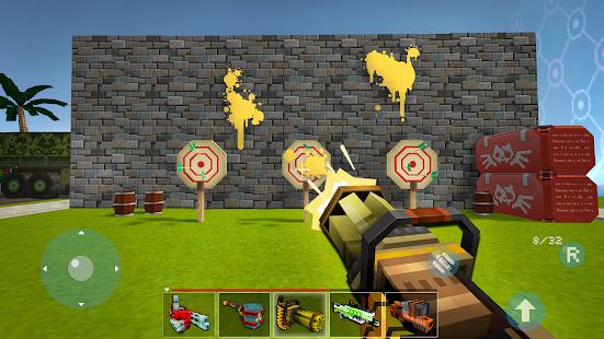 Mad GunZ – pixel shooter & Battle royale [v2.2.5] APK Mod for Android logo