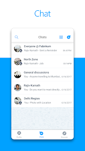 Microsoft Kaizala – Chat, Call & Work Screenshot
