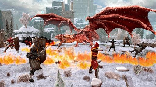 Flying Dragon Games : City Action 3D screenshots 3
