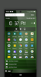 Chroma Launcher For Android 2