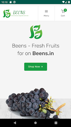 Beens - Vegetable and Fruits Home Delivery Jaipur  screenshots 2