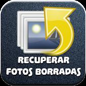 icono Recuperar Fotos Borradas