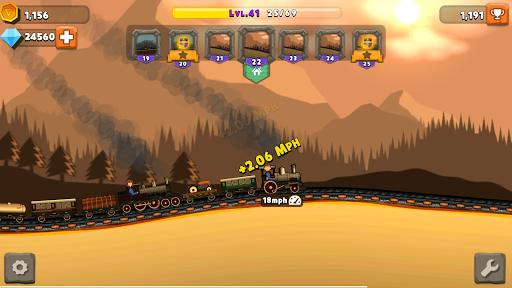 TrainClicker Idle Evolution apkpoly screenshots 3