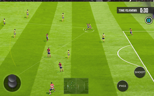 Dream Champions League 2021 Soccer Real Football 1.0.1 Screenshots 9