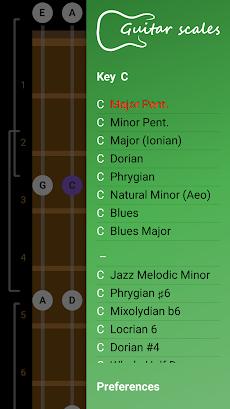 Guitar Scales & Patterns  *NO ADS*のおすすめ画像1