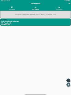 Farmacie di turno provincia di Vicenza Screenshot
