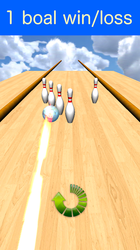 Bowling Puzzle - throw balls  screenshots 1