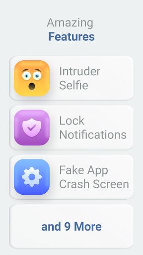 AppLock Pro - App Lock & Privacy Guard for Apps  Screenshots 5