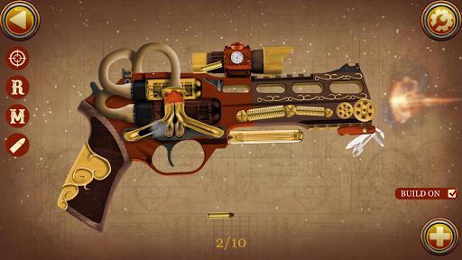 Steampunk Weapons Simulator - Steampunk Guns  screenshots 8