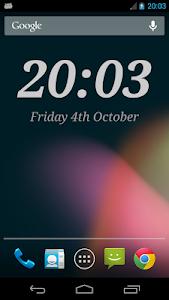 DIGI Clock Widget Plus 2.3.1 (Paid/Mod)