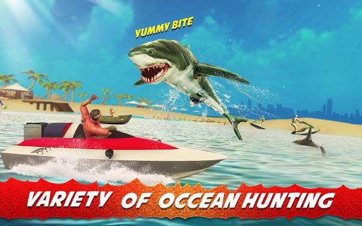 Angry Shark Ocean Simulator  screenshots 4