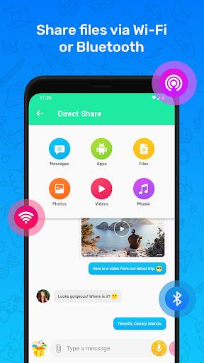Messenger 1.0 Screenshots 6