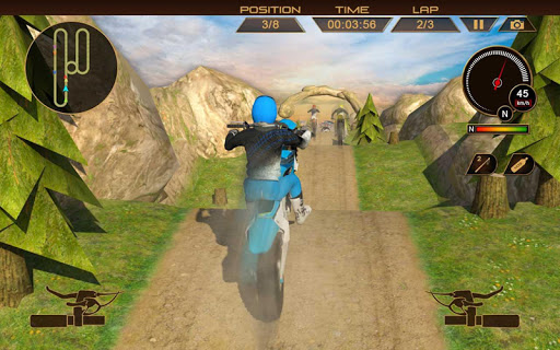 Motocross Race Dirt Bike Games screenshots 20