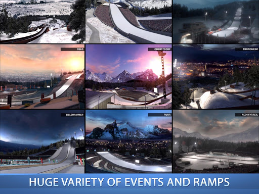 Ski Jumping Pro 1.9.9 Screenshots 2