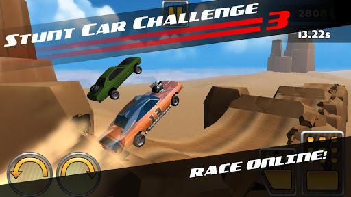 Stunt Car Challenge 3 modiapk screenshots 1