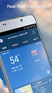 Weather by WeatherBug: Live Radar Map & Forecast 2