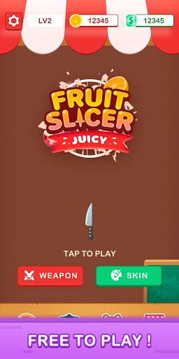 Juicy Fruit Slicer 1.0.8 screenshots 1