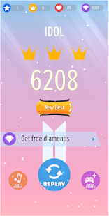 Magic Piano Tiles BTS - New Songs 2019 Screenshot