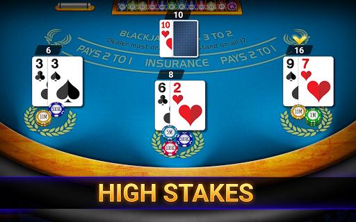 Blackjack 21: online casino 3.5 screenshots 14