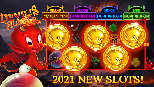 Crazy Slots 2021- New Mystic Ceaser Cacino SlotEra  screenshots 1
