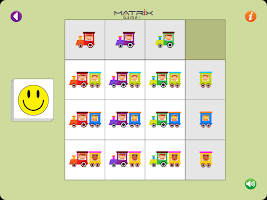 Matrix Game 1 - for age 4+