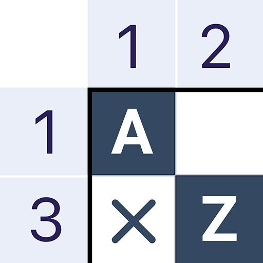 Nonogram Words - Word Cross Puzzle