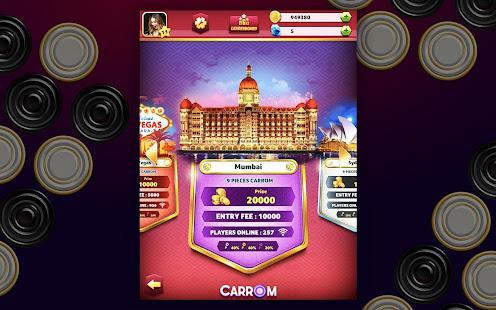 Carrom Friends : Carrom Board & Pool Game 1.0.33 Screenshots 24