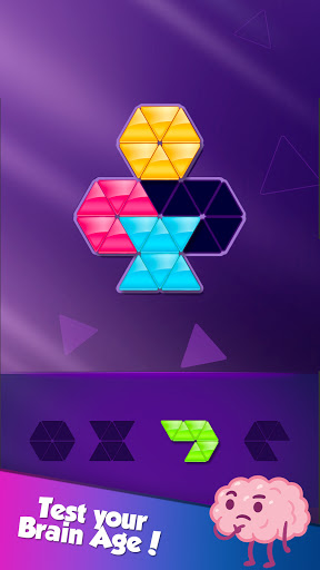 Block! Triangle Puzzle: Tangram  screenshots 10